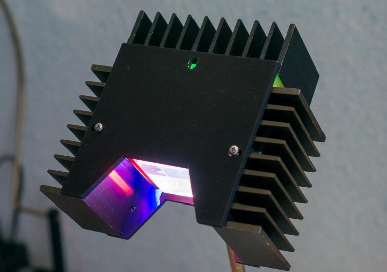 lamp RGB 50 W dichroic cube 1