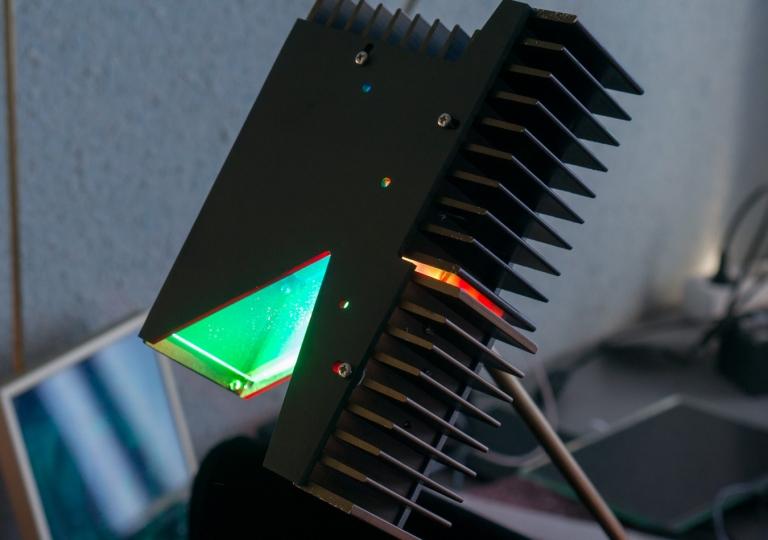 lamp RGB 50 W dichroic mirrors 1
